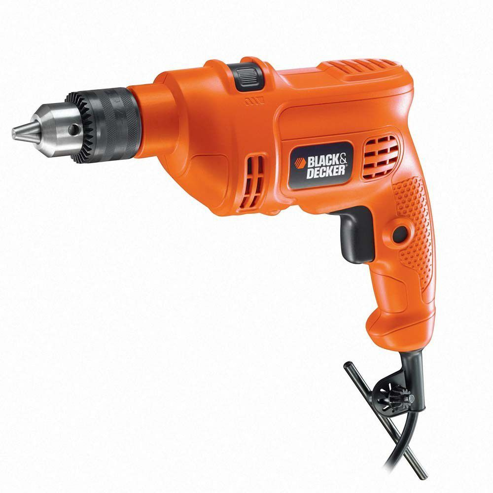 Kit Furadeira Impacto 3/8 Pol. Tm500Kb2 Black & Decker