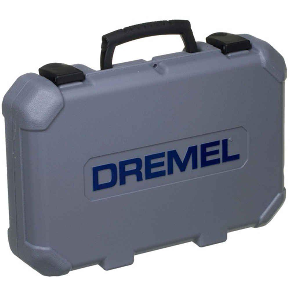 Kit Micro Retífica Dremel 4000 + Multiestação de Trabalho Dremel 2500
