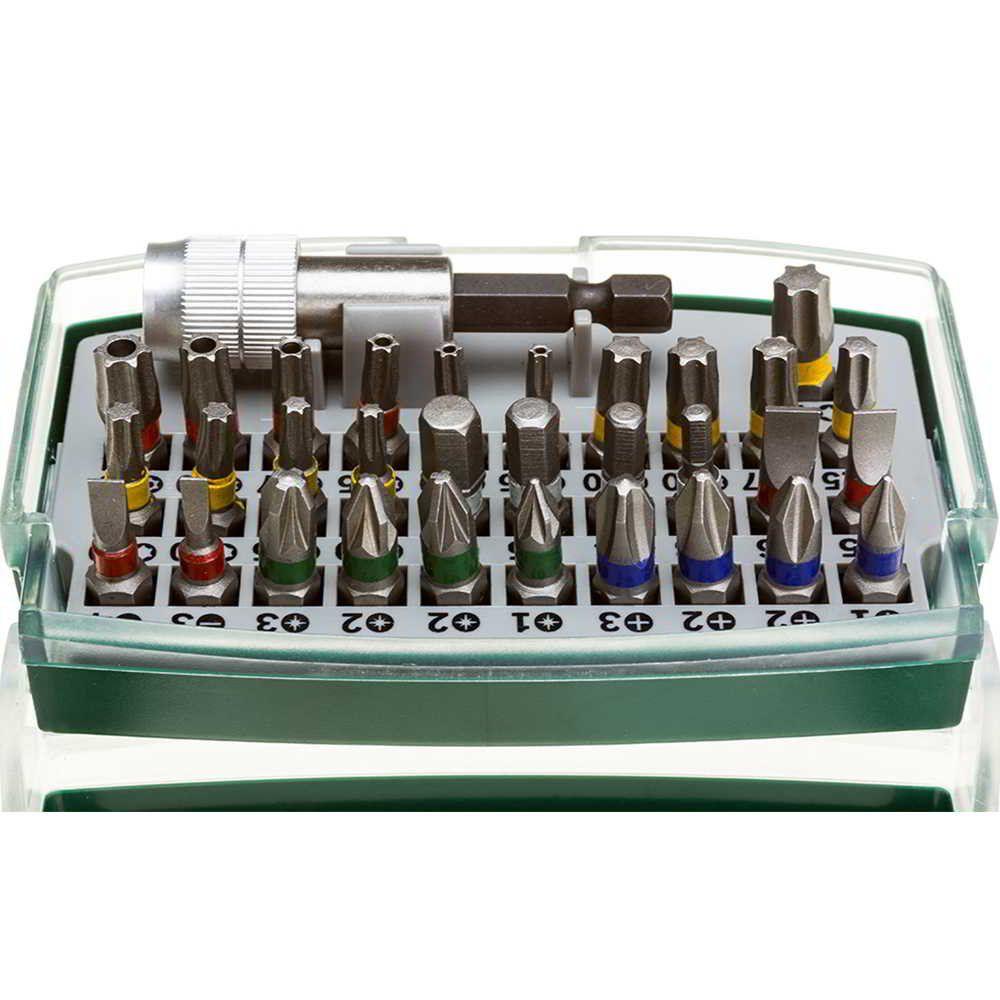 Kit Promoline de Pontas 32 peças Colorido Bosch