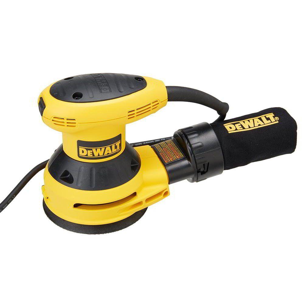 Lixadeira Roto Orbital 5 Pol. 275 Watts Dewalt D26451