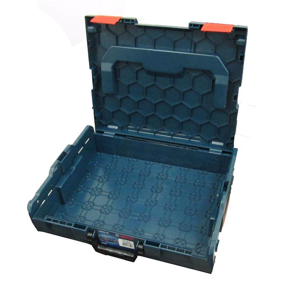 Maleta Plástica de Transporte com Sistema Inteligente Bosch L-Boxx