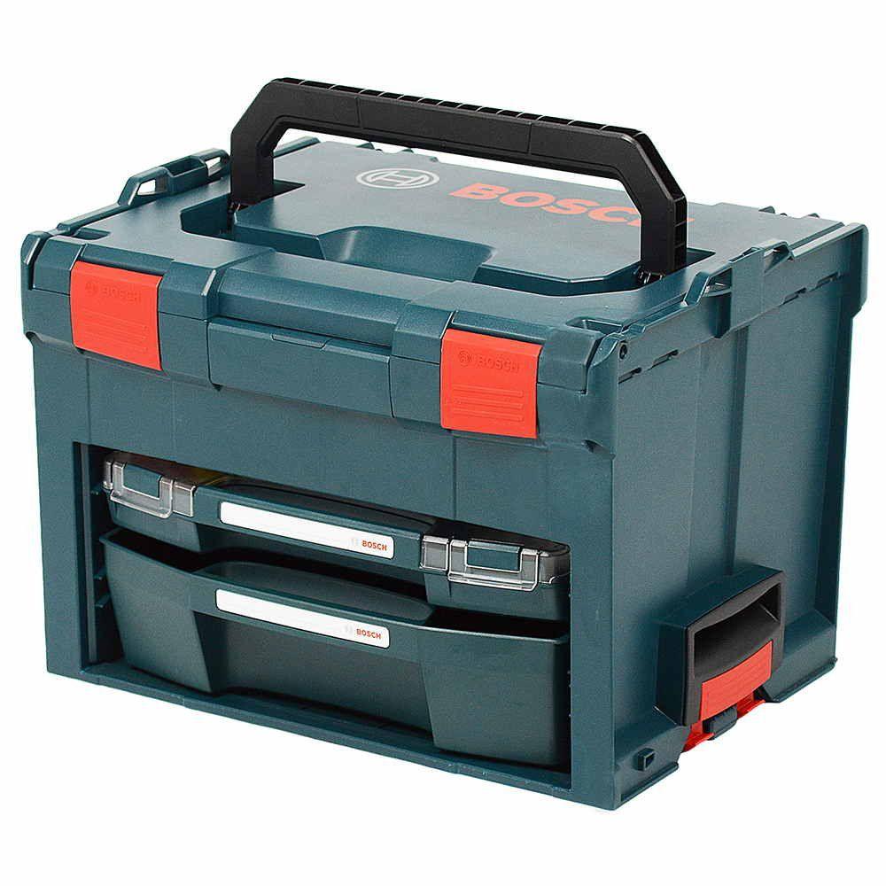 Maleta Sistema Inteligente LS-BOXX 306 com 2 Gavetas Bosch