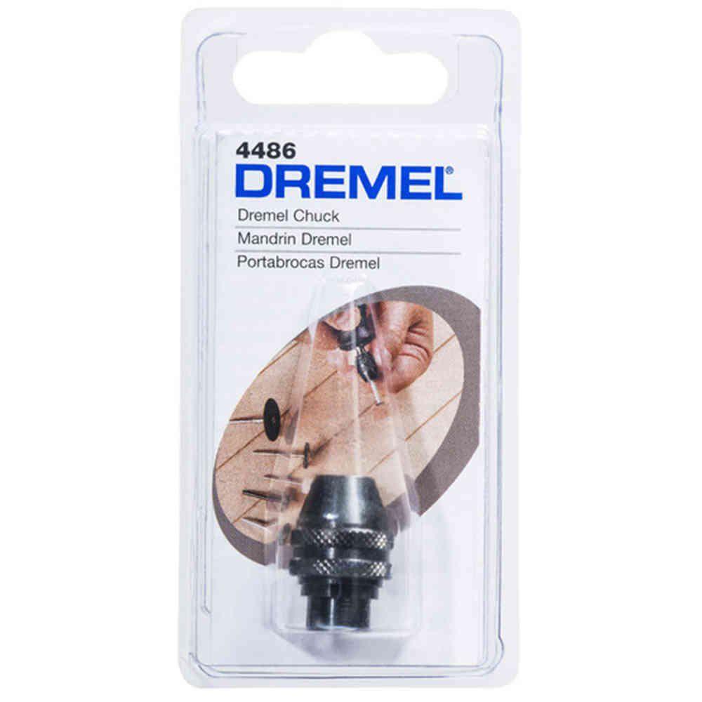 Mandril Aperto Rápido para Micro Retífica Dremel 4486