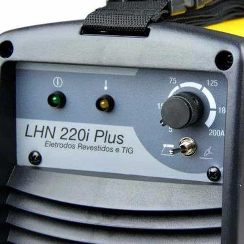 Máquina de Solda Invensor LHN 220I Esab