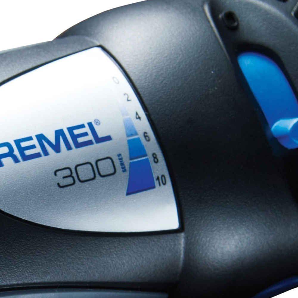Micro Retifica Dremel 300 com 10 Acessórios Dremel