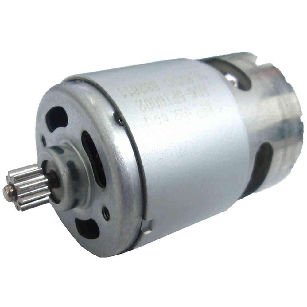 Motor 12V Pinhão para Parafusadeira GSR 1000 Smart - Bosch - Skil - Dremel - 2609199956