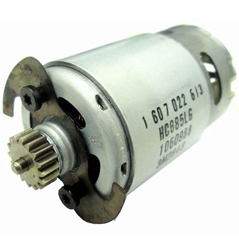 Motor 12V para Parafusadeira GSB 14,4-2 - Bosch - Skil - Dremel - 2609199393