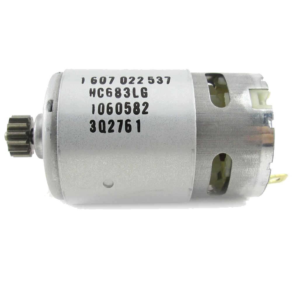 Motor 14,4v com Pinhão para Furadeira e Parafusadeira GSR 14,4-2 - Bosch - Skil - Dremel - 2609120204