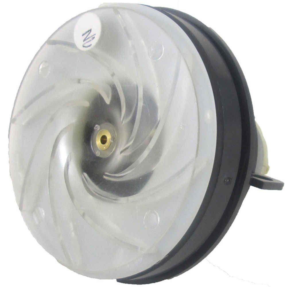Motor com Ventilador para Soprador Térmico HL1500 e HL1800 Steinel
