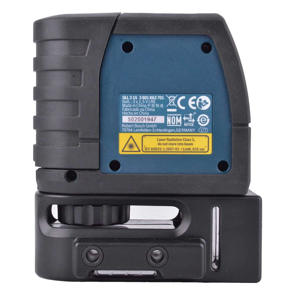 Nível Laser 15M GLL 2-15 Bosch