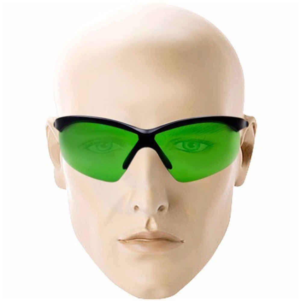 Óculos de Segurança Evolution Verde Anti Embaçante Carbografite