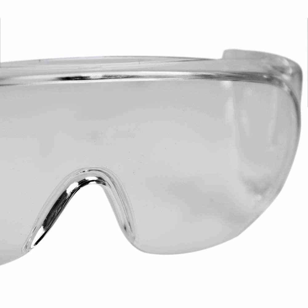 Óculos de Segurança Pro Vision Incolor Carbografite