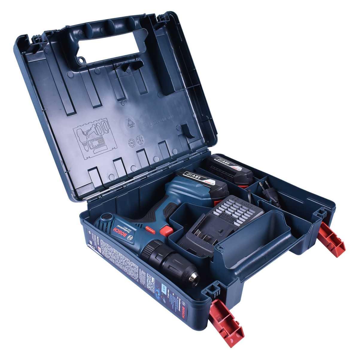 Parafusadeira a bateria GSB 180-LI, 18 V - Bosch