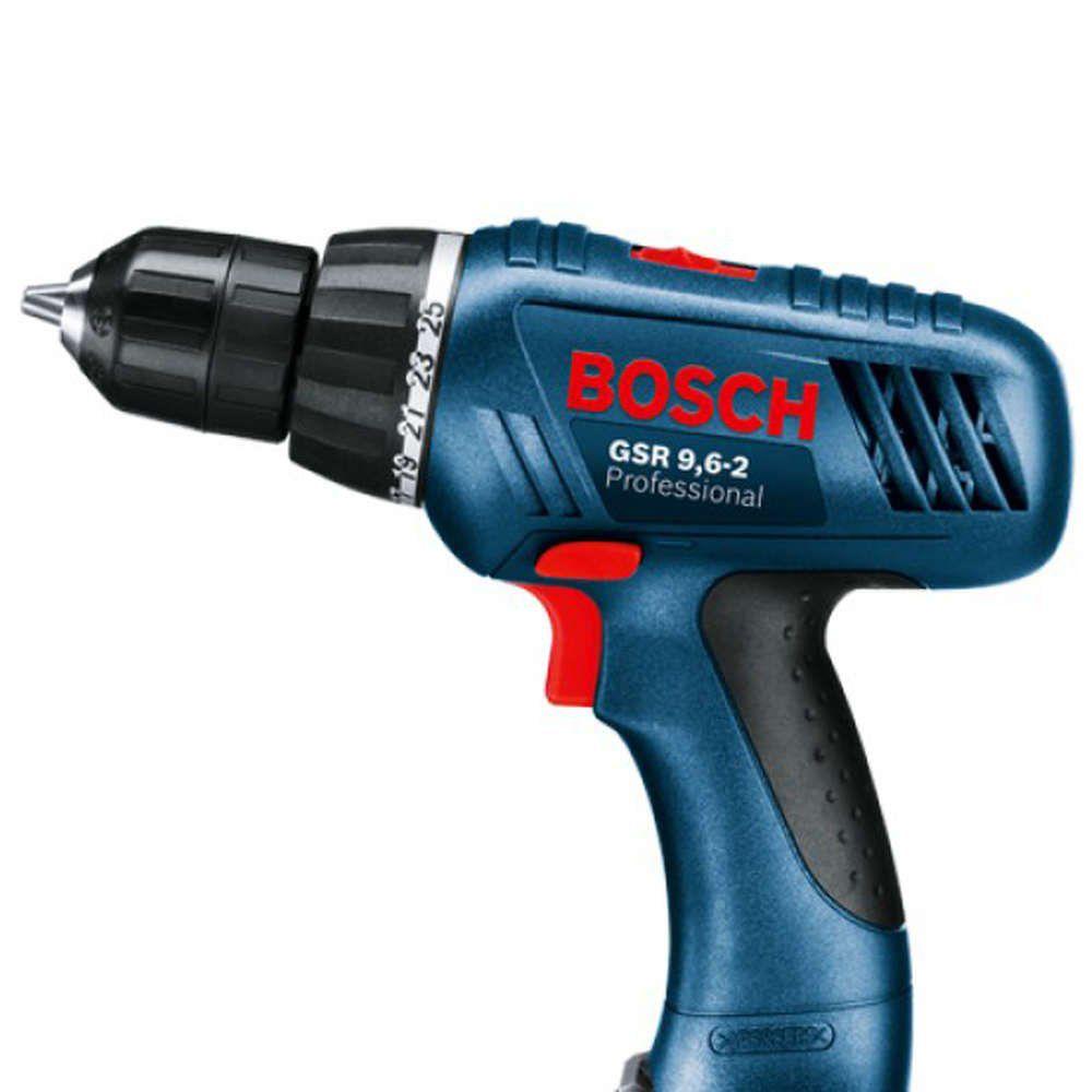 Parafusadeira e Furadeira à Bateria GSR 9,6 2 Bosch