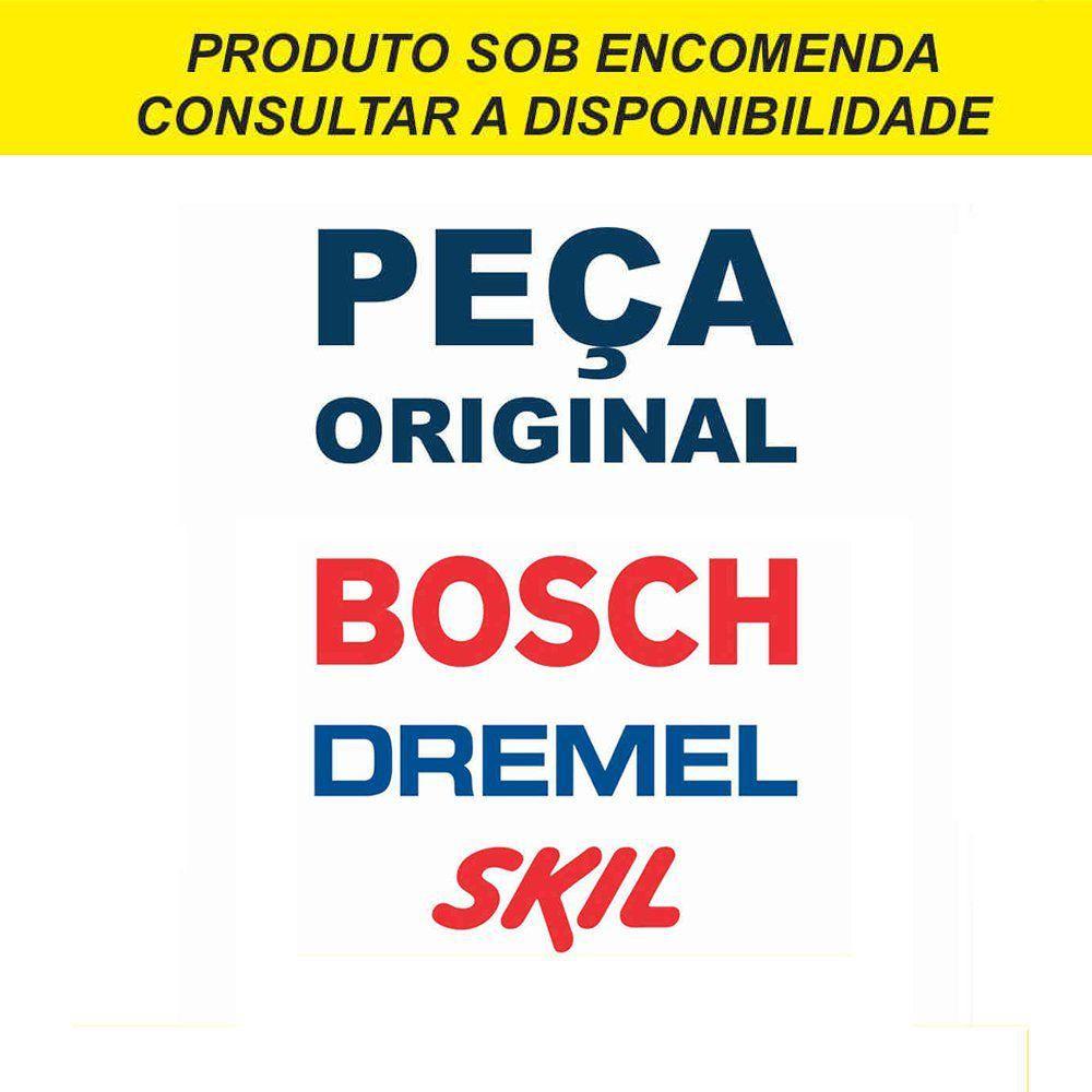 PLACA IDENTIFICAÇÃO  - 19F6 DREMEL SKIL BOSCH 160111A3RL