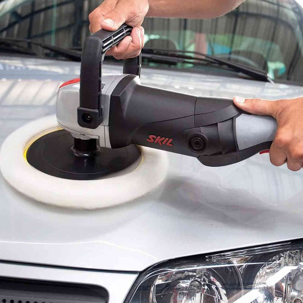 Politriz para Polir Carros 7 Pol. 1300 Watts 9071 Skil