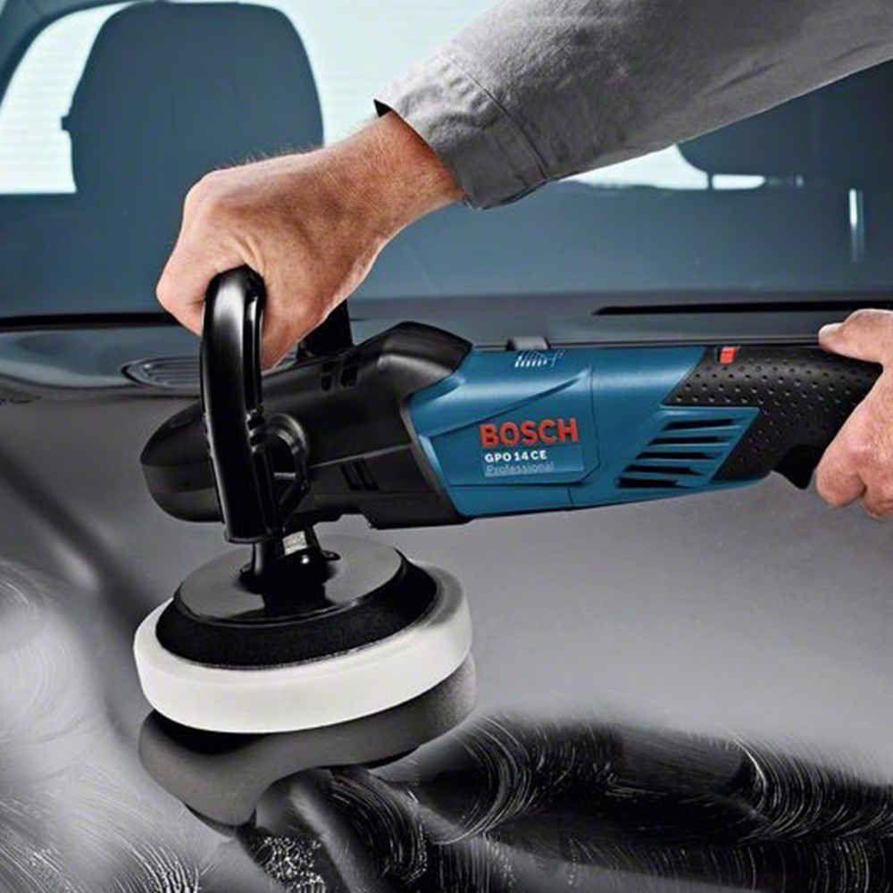 Politriz para Polir Carros 7 Pol. GPO 14CE 1400W Bosch