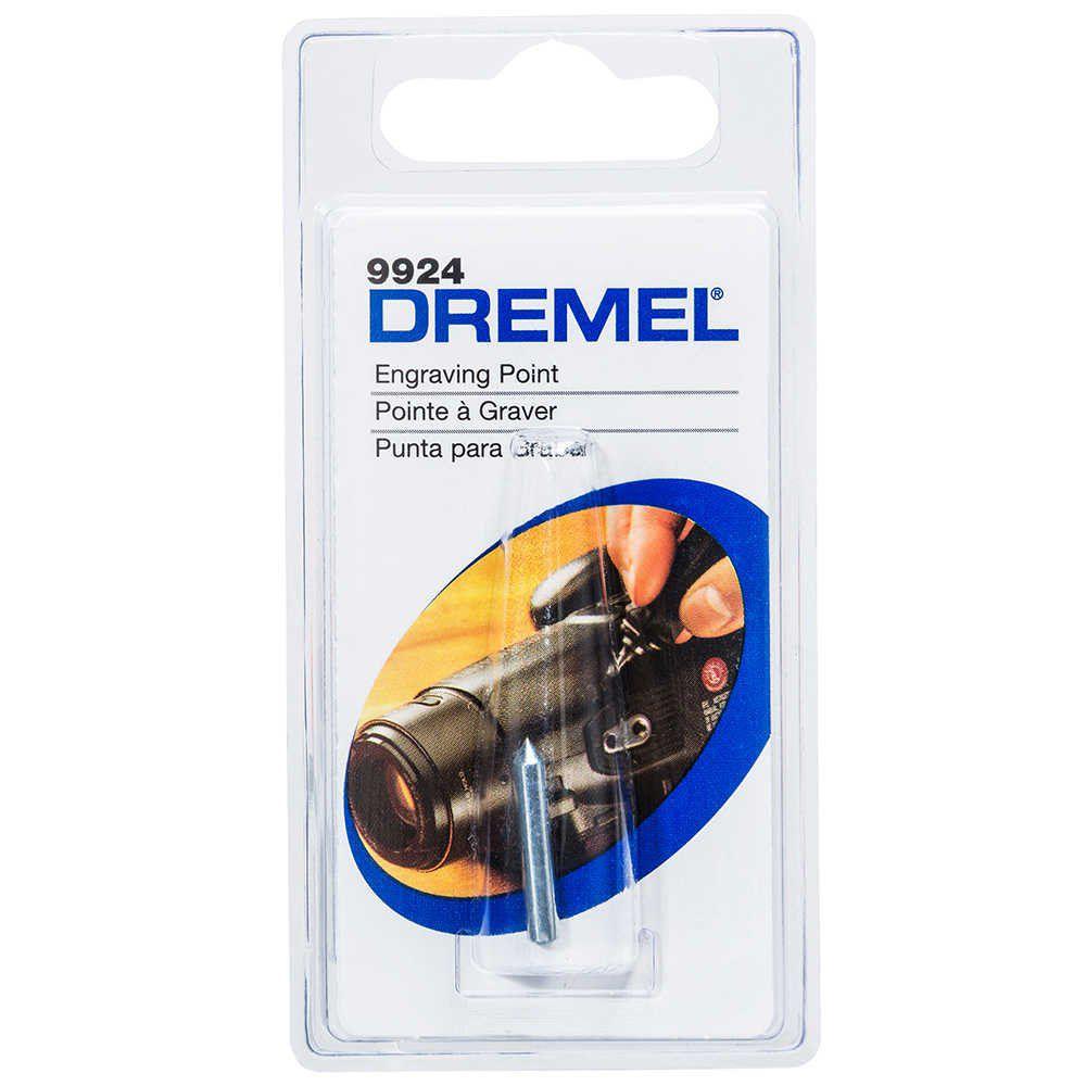 Ponta Metal Duro para Gravador Engraver 290 Dremel 9924