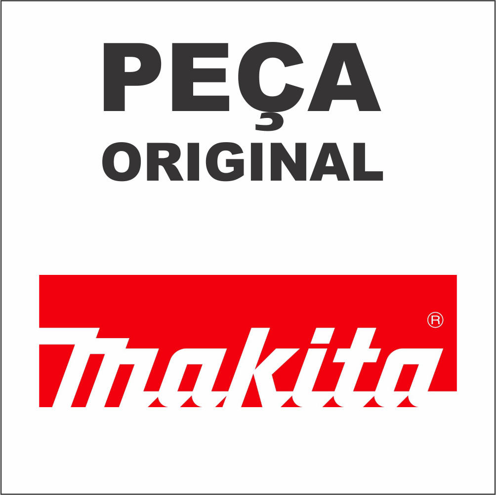 PORCA DA PLACA - SP6000/DSP601 - MAKITA - 345744-8