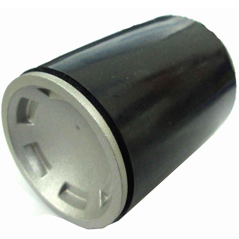 Rolete Emborrachado Traseiro para Lixadeira DS321 Black & Decker