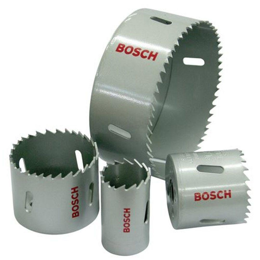 Serra Copo Hss Bimetal de 14mm à 102mm Bosch