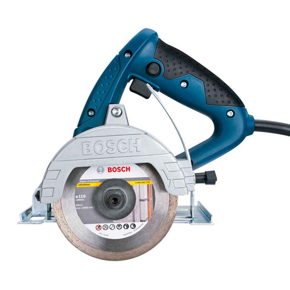 Serra Mármore 4.3/8 Pol. 1275 Watts GDC 12 34 Bosch