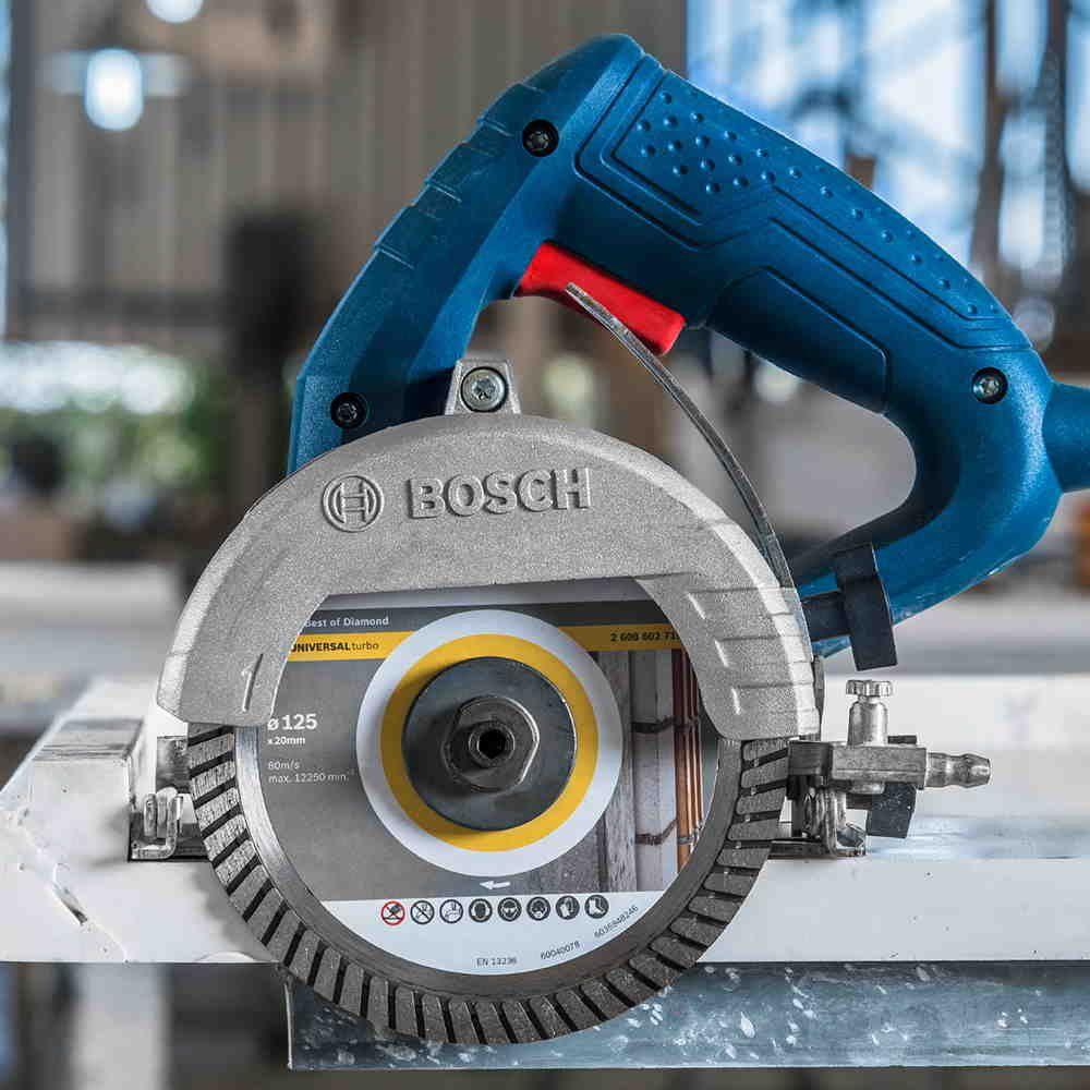 Serra Mármore Titan 4.3/8 Pol. GDC150 1500W Bosch