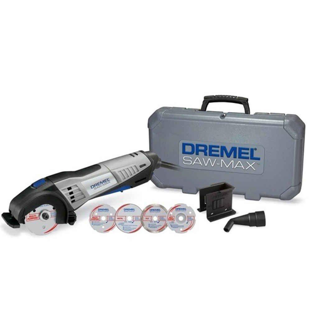 Serra Saw-Max Dremel 710W com 4 Discos e Maleta