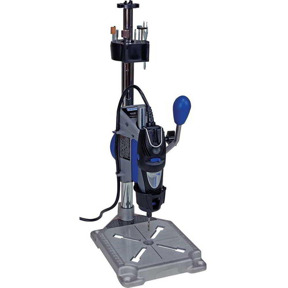 Suporte Vertical Estação de Trabalho para Micro Retífica Dremel 220
