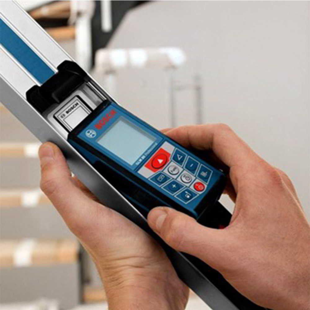 Trena à Laser e Regua de Inclinação GLM 80 + R 60 Bosch