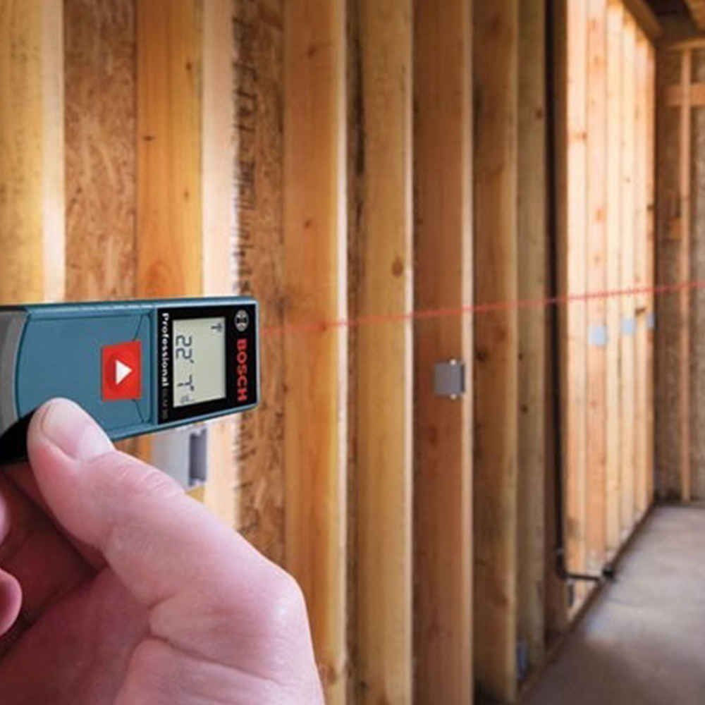 Trena à Laser Medidor de Distância GLM 20 Bosch