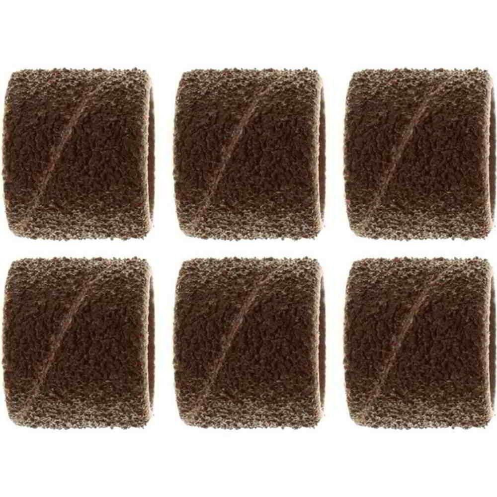 Tubo de Lixa 1/2 Pol (12,70mm) Grão 60 Dremel 408