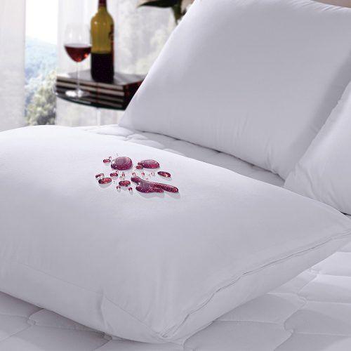 Travesseiro Nasa Nap Refresh Gel + Capa Protetora Viva Conforto