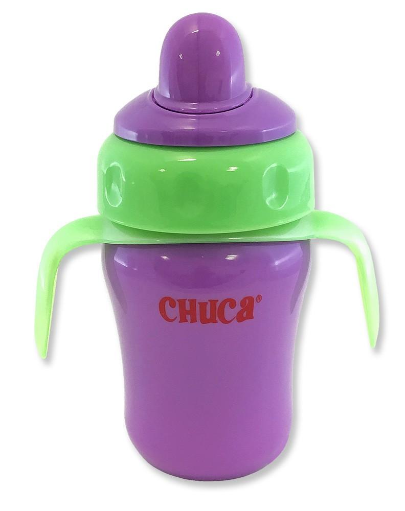 Copo Treinamento com Canudo Chuca Baby