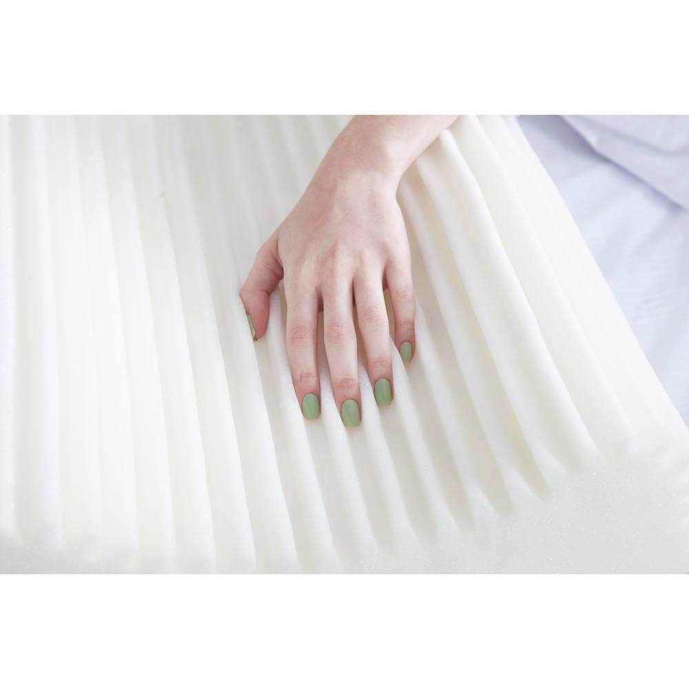Kit 2 Travesseiros Cervical Performance de Látex - Fibrasca