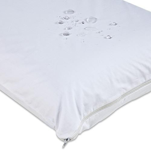 Kit 2 Travesseiros Nasa Nap Infantiojuvenil + 2 Capas Protetoras Viva Conforto