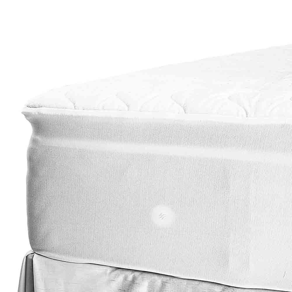 Pillow Top King com Protetor de Colchão Drytop Fibrasca