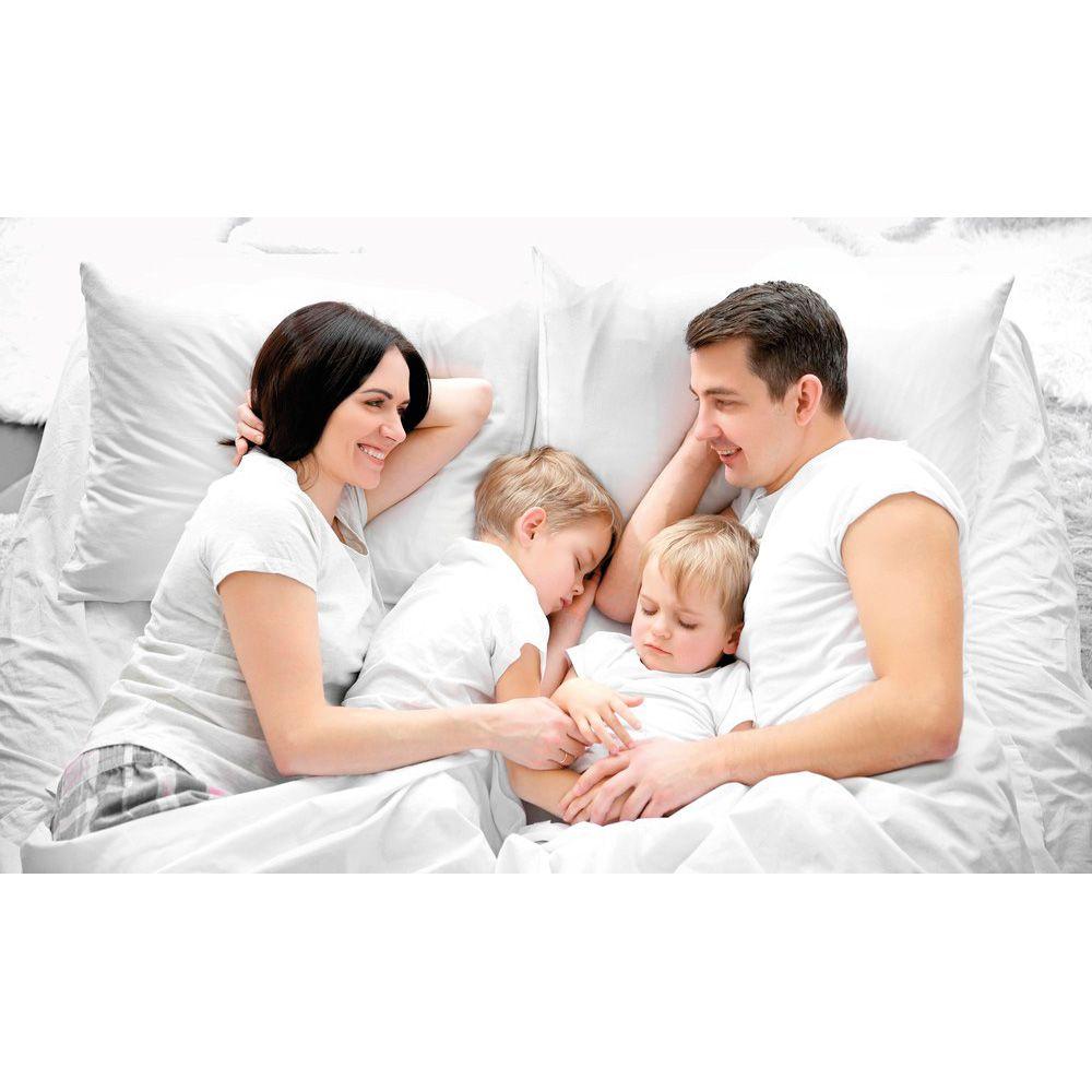 Protetor de Colchão Solteiro Impermeável Protect Care Rozac