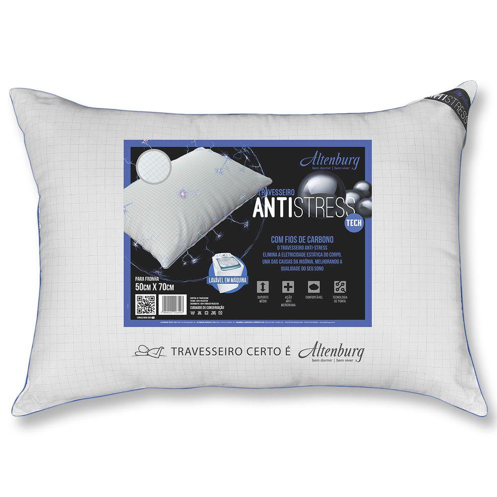 Travesseiro Antistress 50x70cm Altenburg