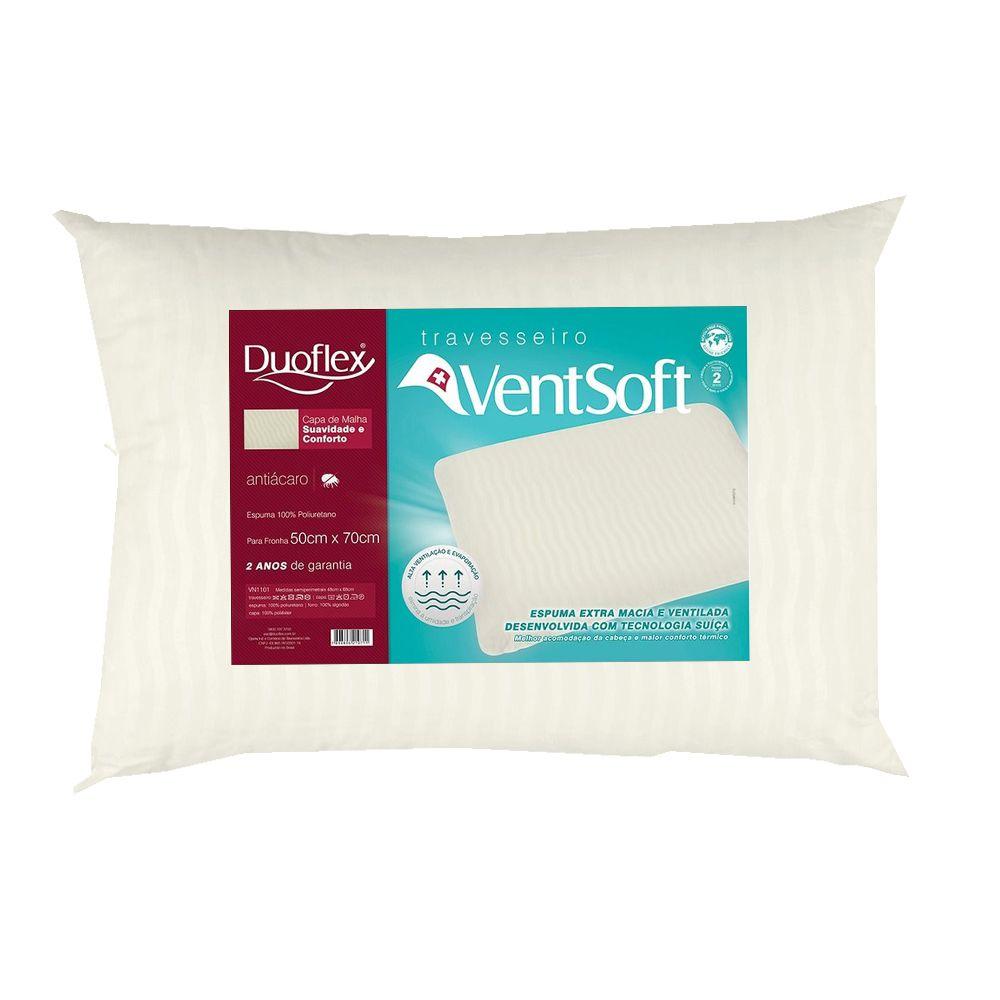 Travesseiro Ventsoft Duoflex