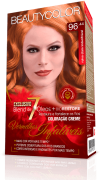Beauty Color Kit Coloracao 96.44 - Ruivo Claro Indecifrável