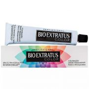 Coloração Bio Extratus 6.66 Louro Escuro Vermelho Intenso - 60ml
