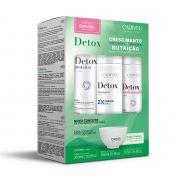 Cadiveu Kit Home Care Detox Proteína, Shampoo e Condicionador