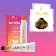 Donna Color Kit Coloração 7.0 Louro