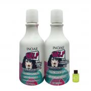 Inoar Kit Duo Help Shampoo e Condicionador (Ampola Grátis)