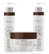 Kit Amend Shampoo, Condicionador e Máscara Coco