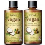 Inoar Kit Vegan - Shampoo e Condicionador