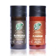 Kit Kamaleão Tonalizante Cor Raposinha 150ml e Cor Flamingo 150ml
