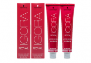 Kit Igora Royal 8.77 e Igora Royal 077