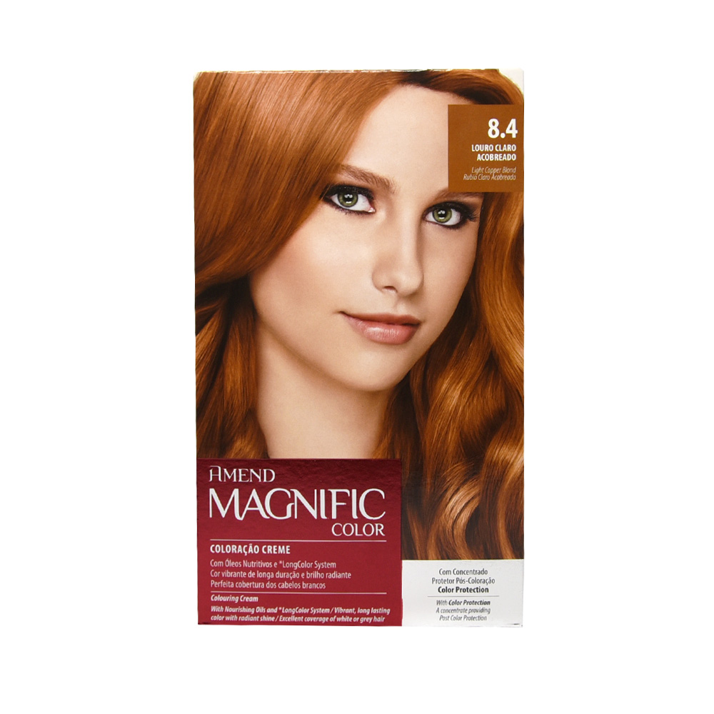 8.4 Amend Magnific Color 50G